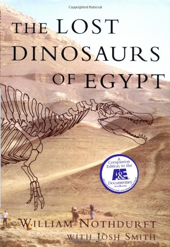 9780375507953: The Lost Dinosaurs of Egypt