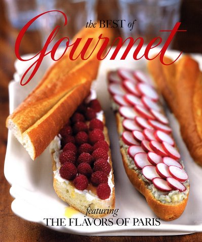 9780375508509: The Best of Gourmet 2002: Featuring the Flavors of Paris