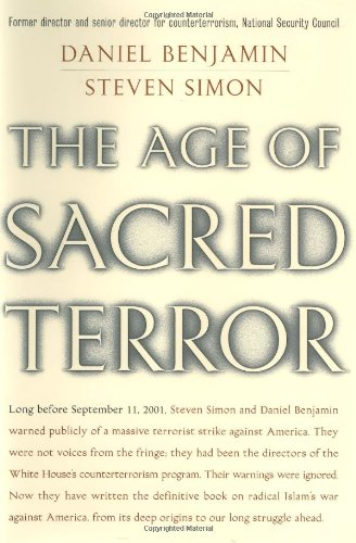 9780375508592: The Age of Sacred Terror