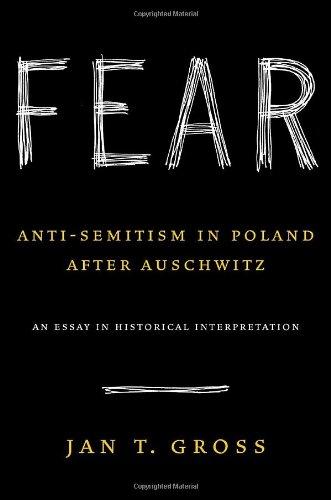 9780375509247: Fear: Anti-Semitism in Poland After Auschwitz