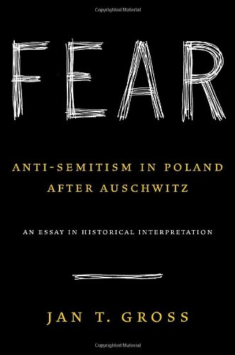 9780375509247: Fear: Anti-Semitism in Poland After Auschwitz