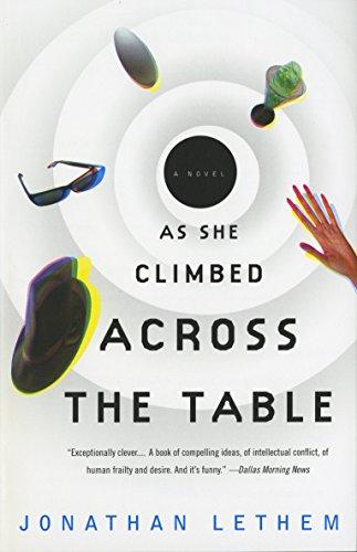 9780375700125: As She Climbed Across the Table: A Novel