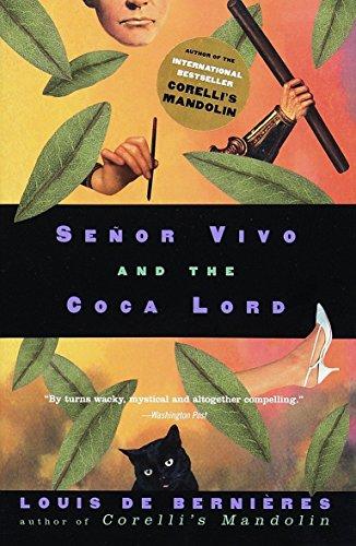 9780375700149: Senor Vivo and the Coca Lord