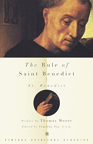 9780375700170: The Rule of Saint Benedict