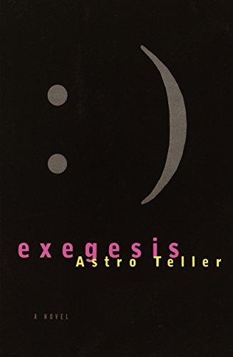 Exegesis: Astro Teller