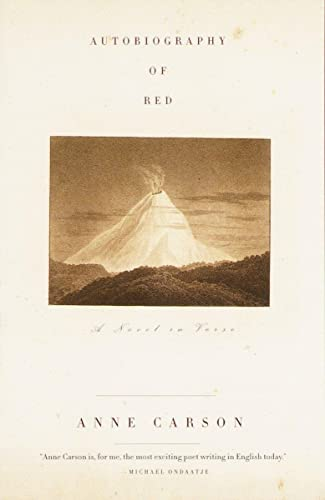 9780375701290: Autobiography of Red: A Novel in Verse