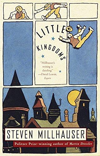 9780375701436: Little Kingdoms: Three Novellas (Vintage Contemporaries)