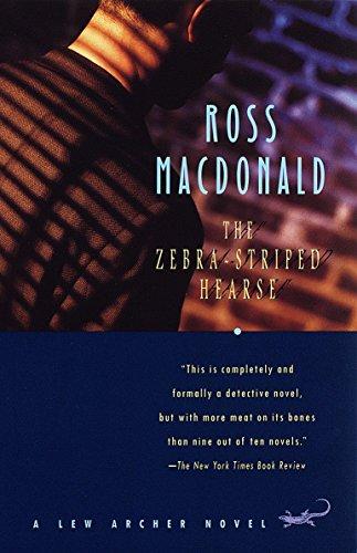 9780375701450: The Zebra-Striped Hearse (Vintage Crime/Black Lizard)