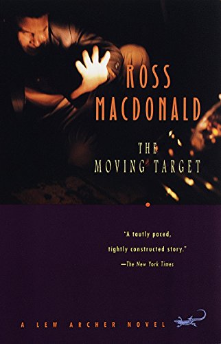 9780375701467: The Moving Target (Vintage Crime/Black Lizard)