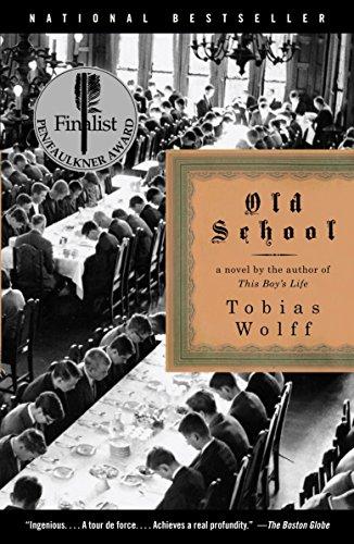 9780375701498: Old School