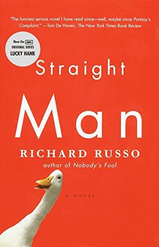 9780375701900: Straight Man