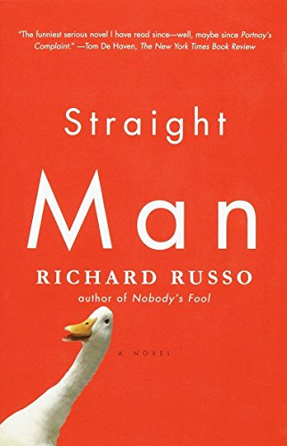 9780375701900: Straight Man: A Novel
