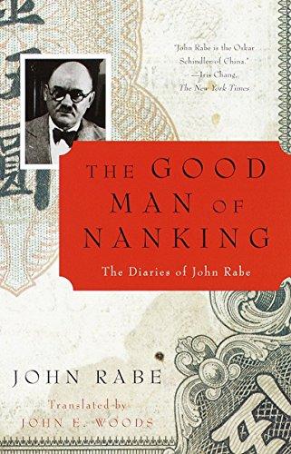 9780375701979: The Good Man of Nanking: The Diaries of John Rabe