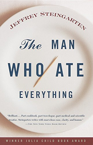 9780375702020: The Man Who Ate Everything