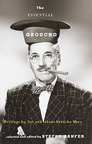 9780375702136: The Essential Groucho: Writings By, For, and about Groucho Marx: Writings by and for Groucho Marx (Vintage Originals)