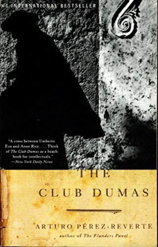9780375702280: El Club Dumas