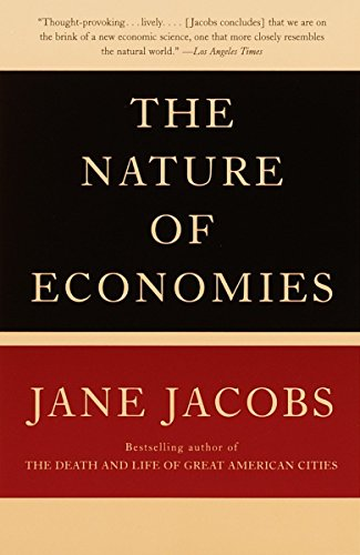 9780375702433: The Nature of Economies