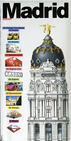 Madrid City MapGuide 2005 (Everyman MapGuides) .zip