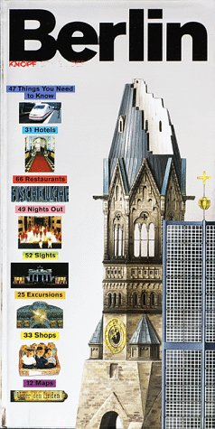 Knopf City Guide: Berlin (Knopf City Guides): Knopf Guides