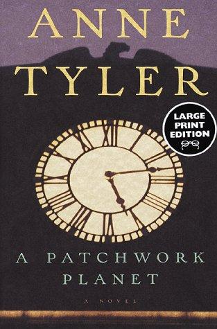 9780375702907: A Patchwork Planet (Random House Large Print)