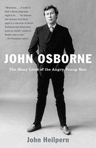 9780375702952: John Osborne: The Many Lives of the Angry Young Man