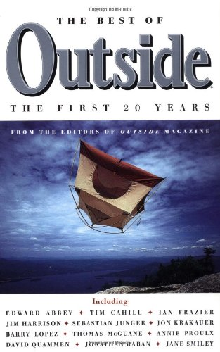 9780375703133: The Best of Outside: The First 20 Years