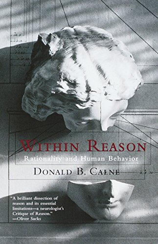 9780375703225: Within Reason: Rationality and Human Behavior