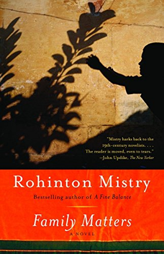 Family Matters (Vintage International): Mistry, Rohinton: