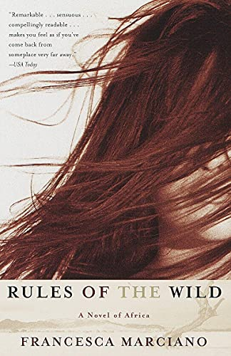 9780375703430: Rules of the Wild: A Novel of Africa (Vintage Contemporaries)