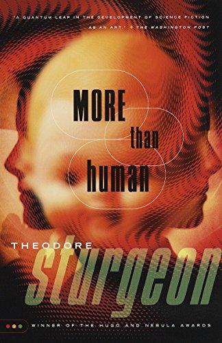 9780375703713: More Than Human