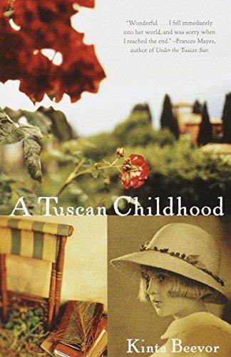 9780375704260: A Tuscan Childhood