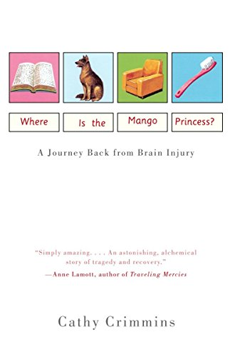9780375704420: Where is the Mango Princess? A Journey Back from Brain Injury
