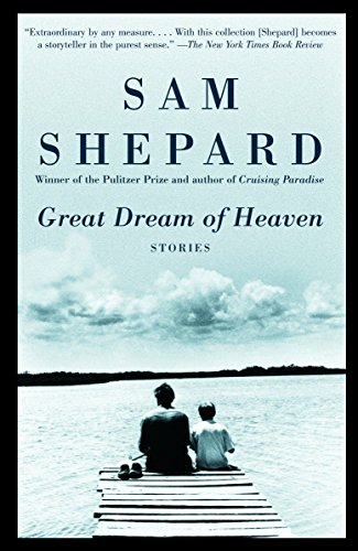 9780375704529: Great Dream of Heaven: Stories