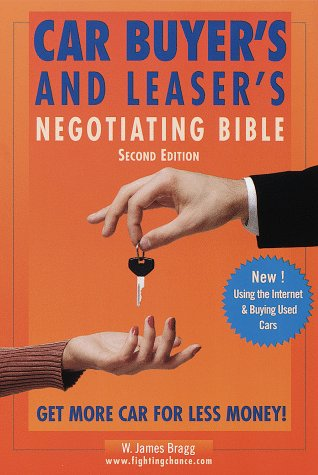 9780375704666: Car Buyer's and Leaser's Negotiating Bible