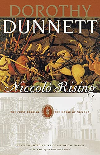 9780375704772: Niccolò Rising: The First Book of The House of Niccolò