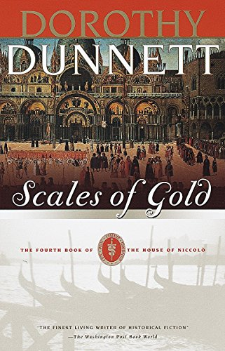 9780375704802: Scales of Gold: Book Four of the House of Niccolo