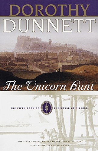 9780375704819: The Unicorn Hunt: The Fifth Book of the House of Niccolo