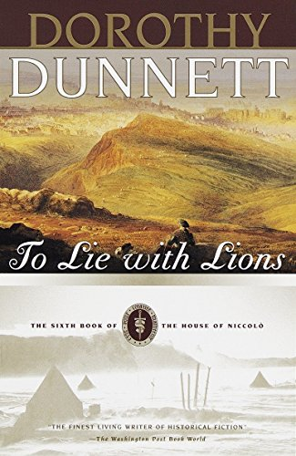 9780375704826: To Lie with Lions: Book Six of the House of Niccolo