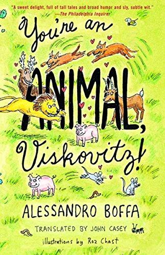 9780375704833: You're an Animal, Viskovitz
