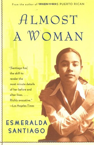 9780375705212: Almost a Woman