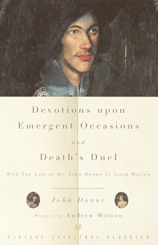 9780375705489: Devotions Upon Emergent Occasions and Death's Duel