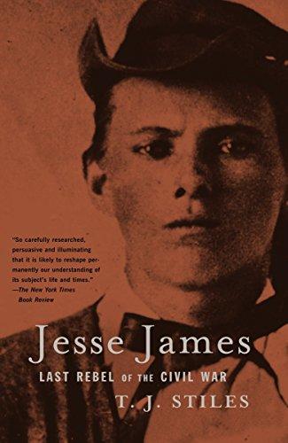 9780375705588: Jesse James: Last Rebel of the Civil War
