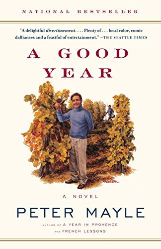 9780375705625: A Good Year (Vintage)