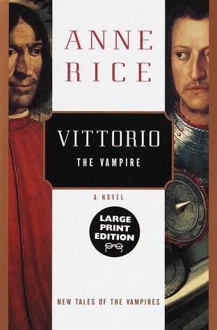 9780375705724: Vittorio the Vampire: New Tales of the Vampires