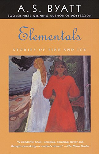 9780375705755: Elementals: Stories of Fire and Ice