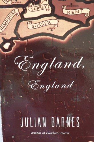 9780375705915: England, England: Open Market Edition