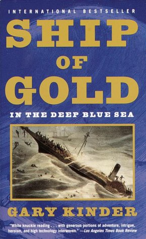 9780375705946: Ship of Gold in the Deep Blue Sea (Roman)