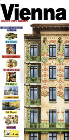 9780375706578: Knopf City Guide to Vienna (Knopf City Guides)