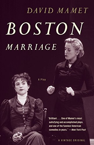 9780375706653: Boston Marriage (Vintage Original)