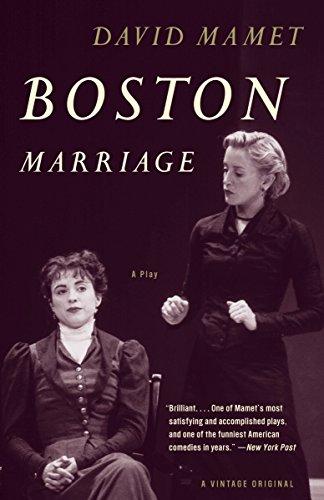 9780375706653: Boston Marriage